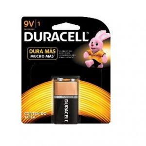 bateriaduracell9v